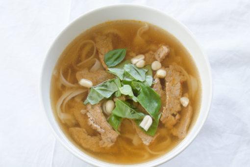 Aromatic Vietnamese Beef Pho