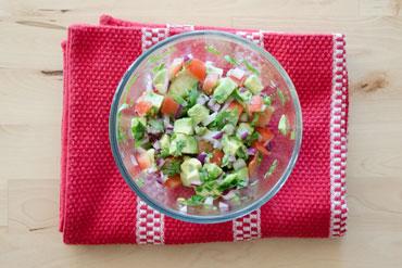 Make Guacamole: