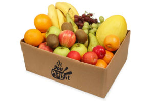 Fresh, local fruit delivered weekly